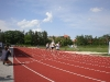 Mistrovství ČR v atletice zrakově posižených v Českých Budějovicích - 2007