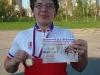 Naďa Tvarohová - 1. místo na MČR v půlmaratonu handbike